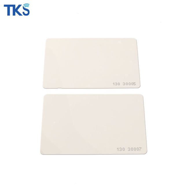26 Bit Proximity CR80 Cards Weigand Prox Blank Printable Swipe Cards Compatible with ISO Prox 1386 1326 H10301 format readers