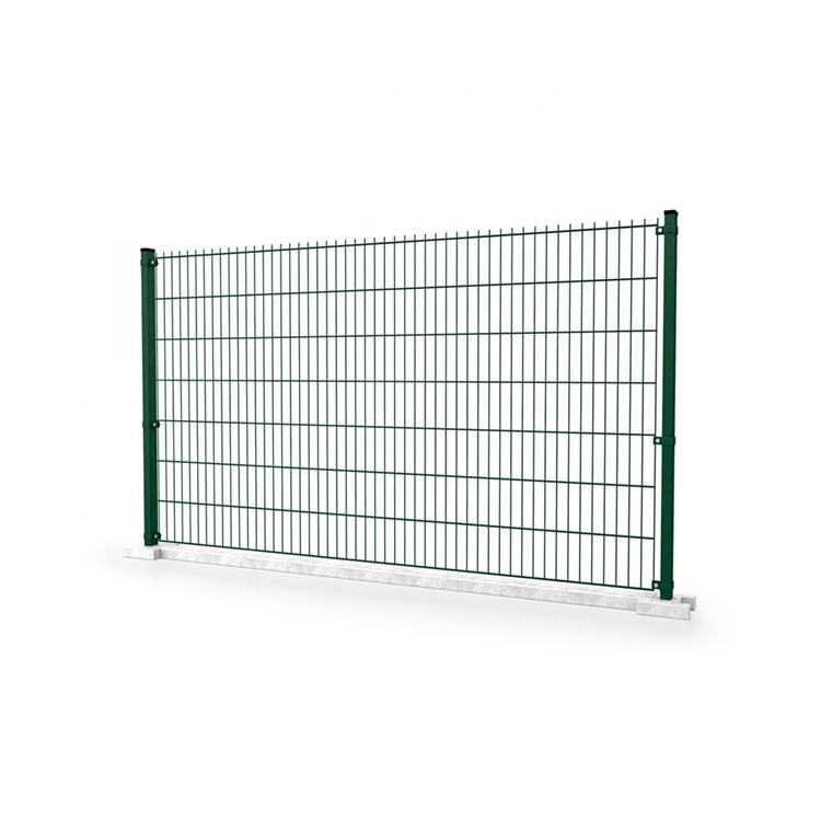 Powder coated 868 vertical opening wire mesh fence for hot sale
