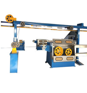 Wire and cable plastic coating machine pvc wire coating machine