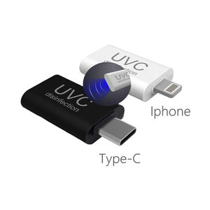Lançamento de novo produto Mini lâmpada LED esterilizador Uvc lâmpada de desinfecção Uv lâmpada portátil USB