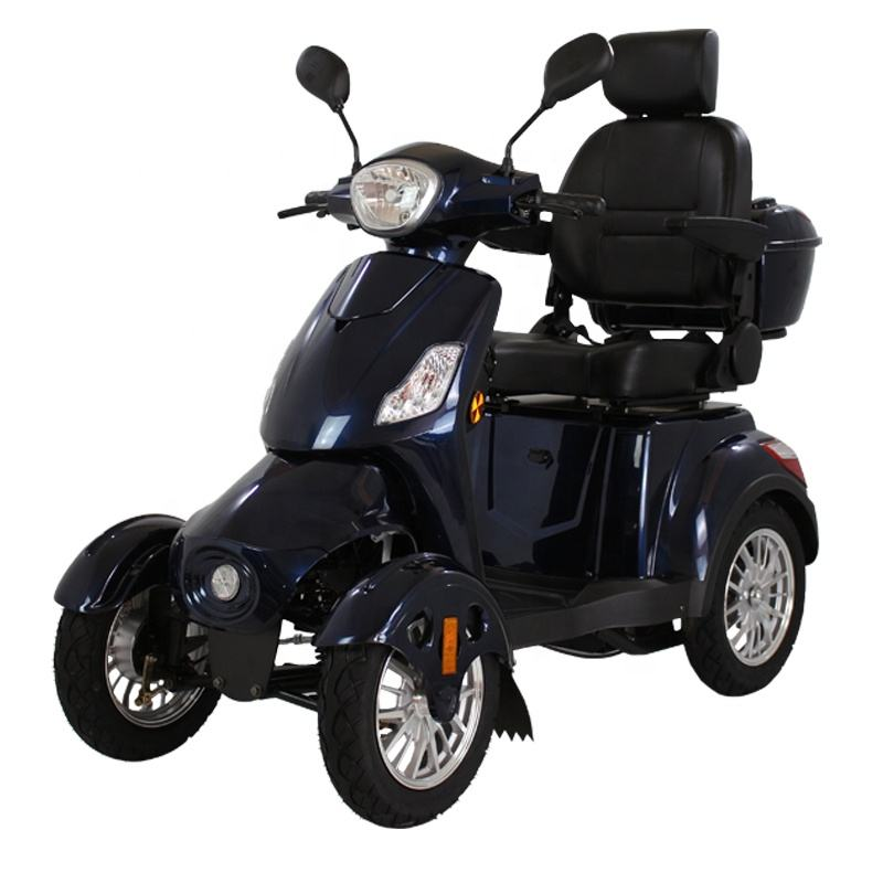 EEC COC 500W high quality best price 4 wheels elderly electric mobility scooter for seniors disabled