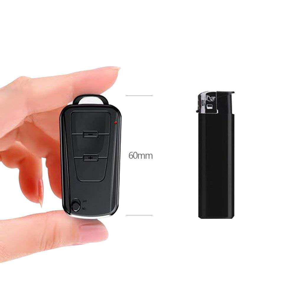 V8 Mini 8GB 8G Long Time Audio Recording Car Key Keychain Digital Voice Recorder