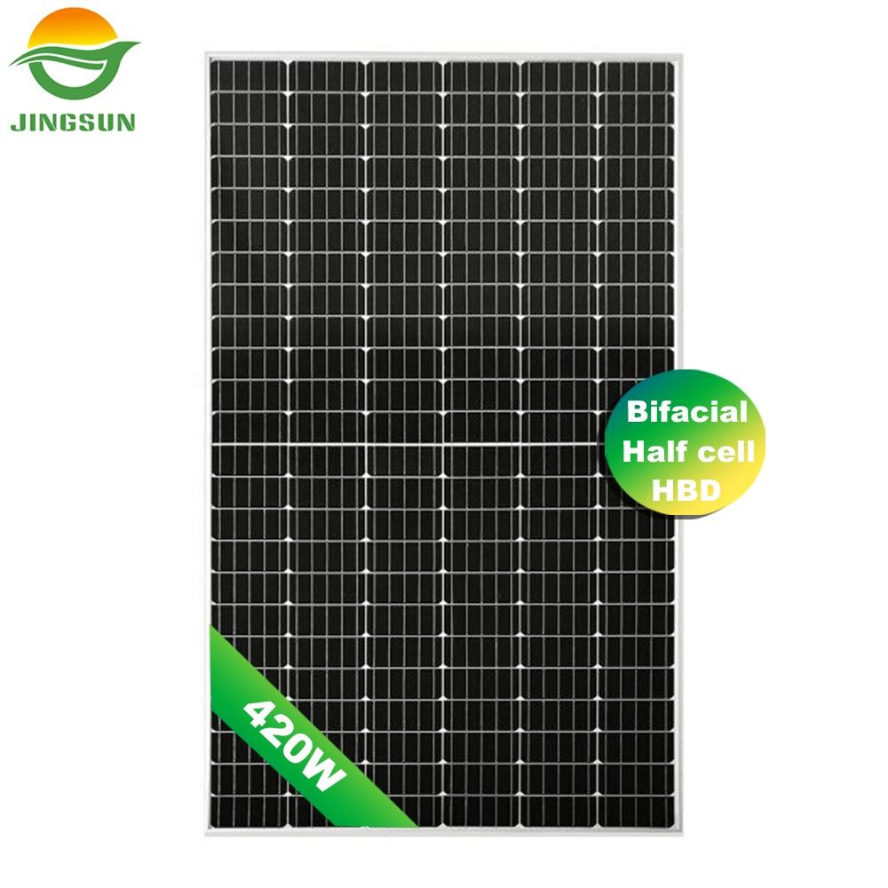 2020 Jingsun 450w half cell solar panel price