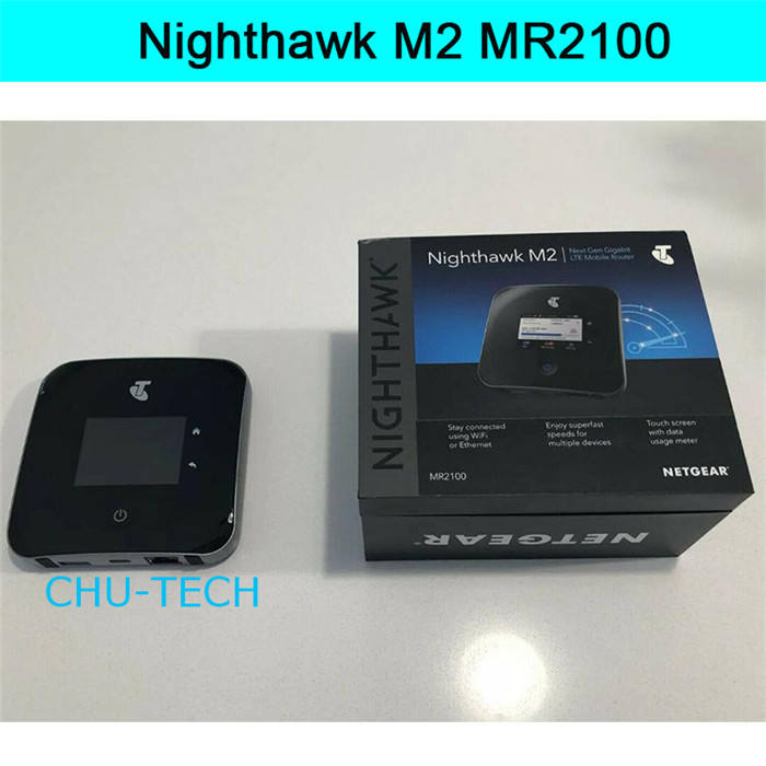 Nighthawk M2 2Gbps CAT20 LTE Routeur Sans Fil 4G WiFi Routeur Netgear MR2100