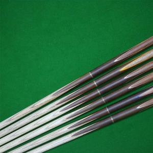 Professional superpower handmade Snooker cues สำหรับโปรโมชั่น