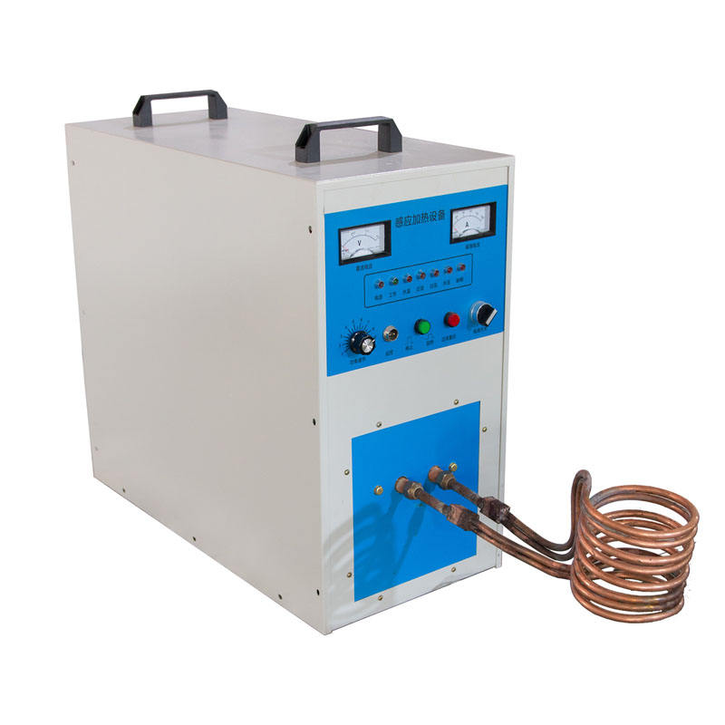 High frequency brazing equipment used for welding various woodworking planers, milling cutters