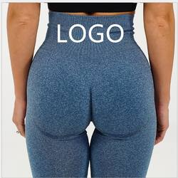 [Free Sample] Yoga Leggings Set Apparel Design Services Slig