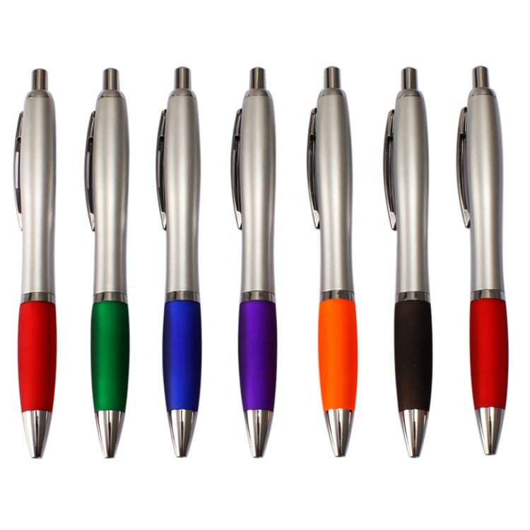best selling custom cheap promotion gift item ballpoint pens with custom logo