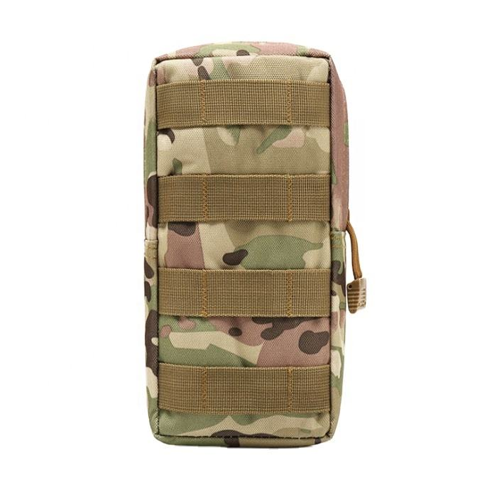Wholesale 600D Outdoor Nylon EDC Utility Molle Pouch Tactical Accessory Waist Bag