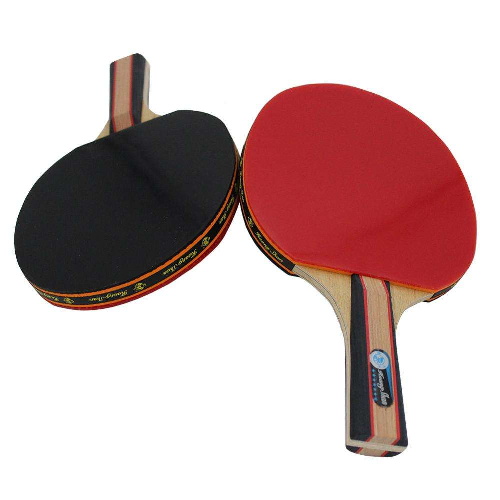 Custom hout carbon training tafeltennis paddle 3 ster populier pingpong <span class=keywords><strong>racket</strong></span>