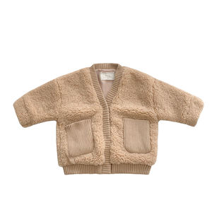 5548/New 2019 fashion cardigan baby top for baby girls