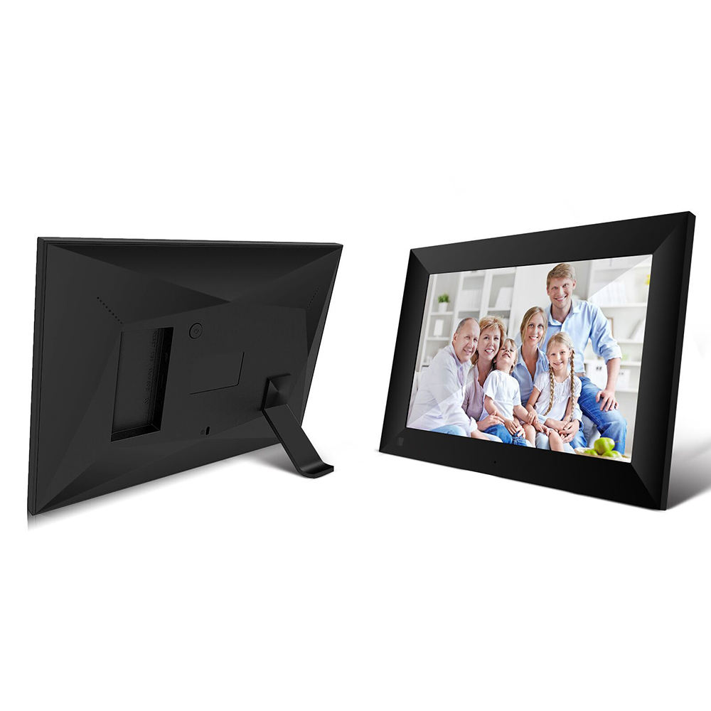 10.1inch Android Wifi Touch Screen MP3 Video Playback Wifi Digital Photo Frame Rotatable Digital Photo Frame