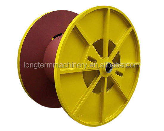 Double layer high speed cable bobbin, cable reel drum spool, wire spool/