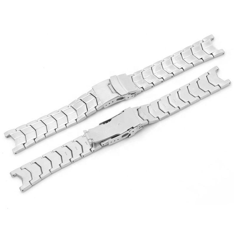 High Quality Metal ef524 Watch Strap Stainless Steel Watch Band for Casio EF-524
