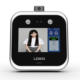 5 inch Touch Screen WIFI face recognition terminal Employee Time attendance face dynamic access control
