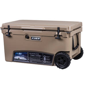 towable ice cooler box insulated