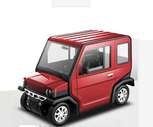 Hot sale super chinese mini electric 2 door 4 seats car