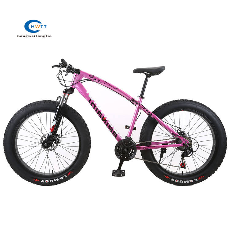 Fat bike bicycle snow/ 24inch26inch fat tire snow bike 21 speed cheap fat snow tire bike's/ mtb mountain snow bike beach bike mt