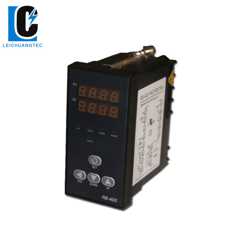 R8-400 LED Intelligent digital PID temperature controller with alarm, 48*96mm SSR or relay output
