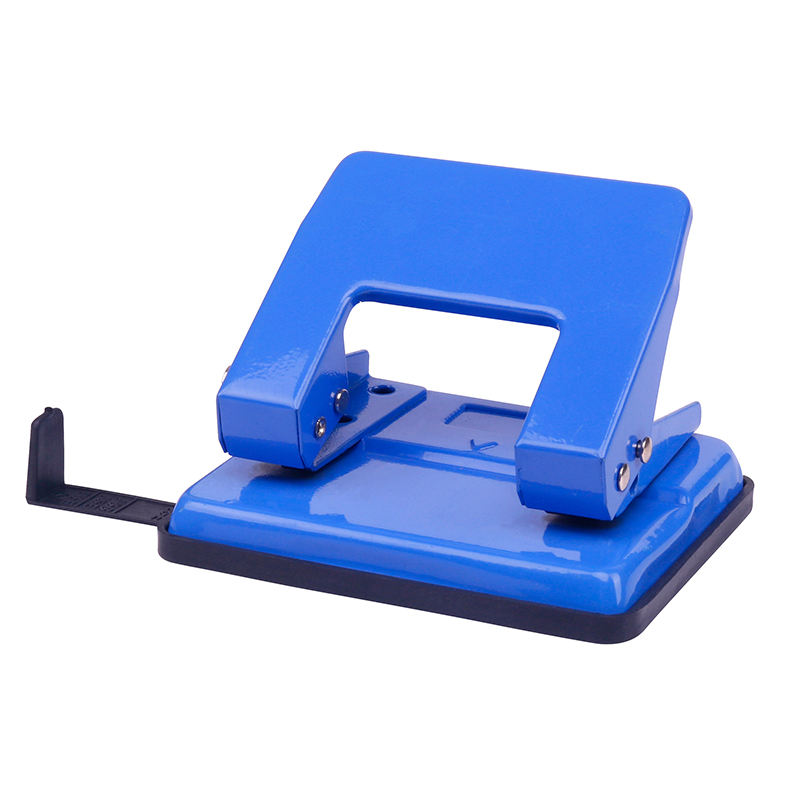Universal 18sheets custom color rectangular metal paper punch for circle hole 70mm 80mm