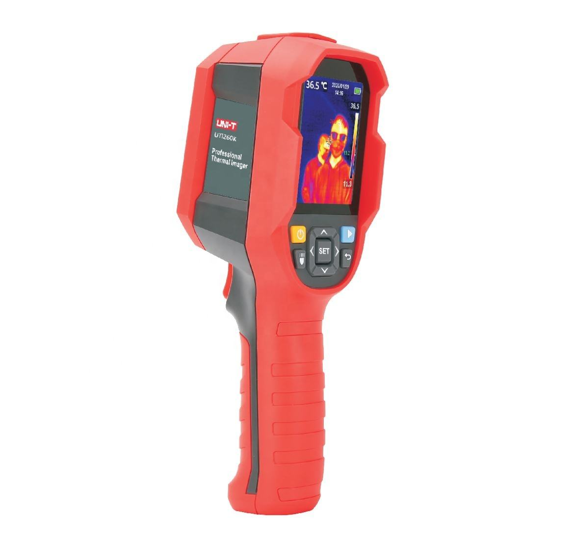 New Release Uni-T UTi260K Infrared Thermal Imager