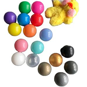 Made In China Wholesale Superior Quality Kids Clear Plastic Ocean Ball Pit Balls Hollow Balls