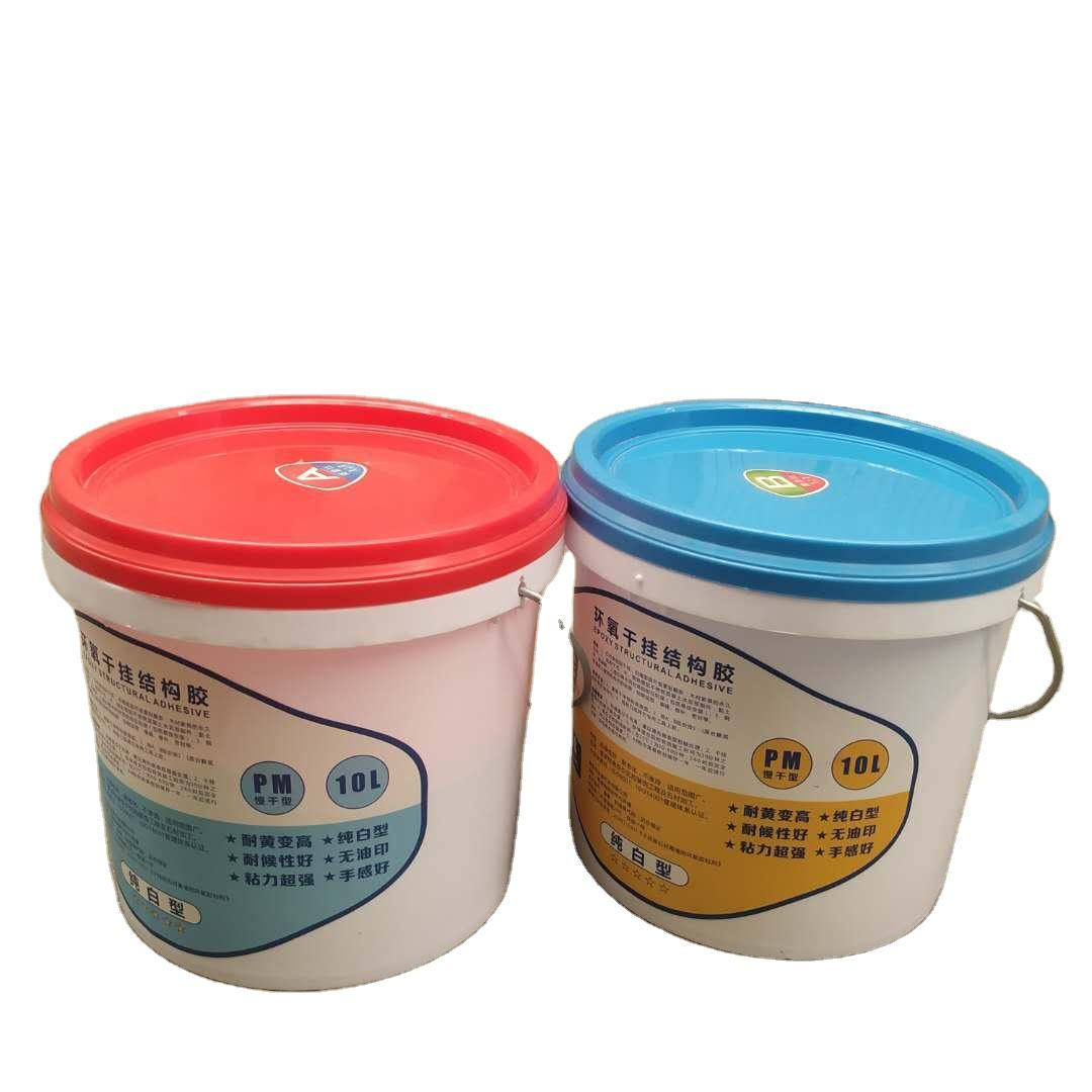 Stone Epoxy Glue AB Glue Weld Epoxy Structural Adhesive and bond reinforced concrete building mechanism
