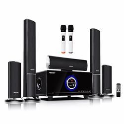 012 W6 model bluetooth 5.1 home theatre system