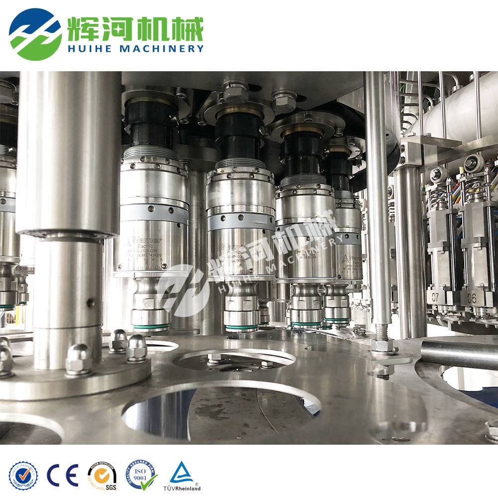 6000-48000BPH Coconut Drink Water Processing Plant