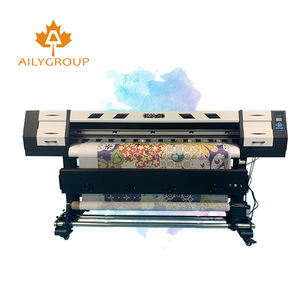 Large format paper printing machine dye sublimation printer with good price