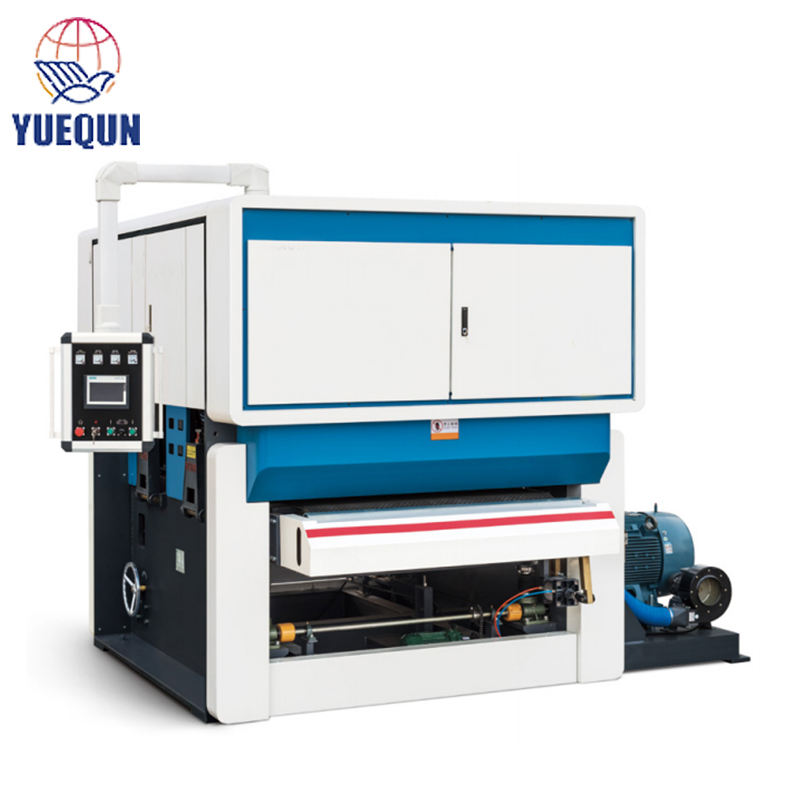 plywood wide belt sander/wood sanding machine
