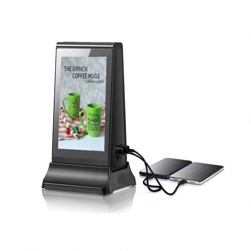 Android Media Player Android Tablet Digital Advertising Pemain Informasi Papan Display Iklan Panel
