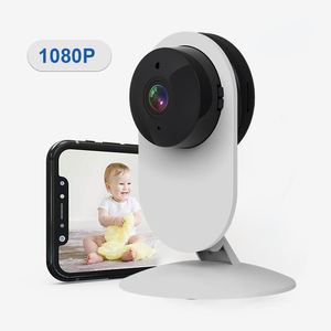 Home security camera tuya smart echo show/google home support 1080p HD P2P wireless CCTV indoor wifi mini IP camera