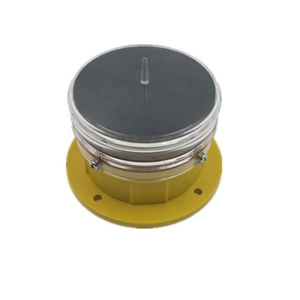 Solar navigation light marine equipment for boat, ship, buoy