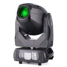 Marslite Professional Party disco dj stage light 100w dmx mini gobo projector spot led moving head for stage equipment set