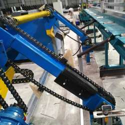High quality automatic wrapping machine for sale  specially for galvanized pipes