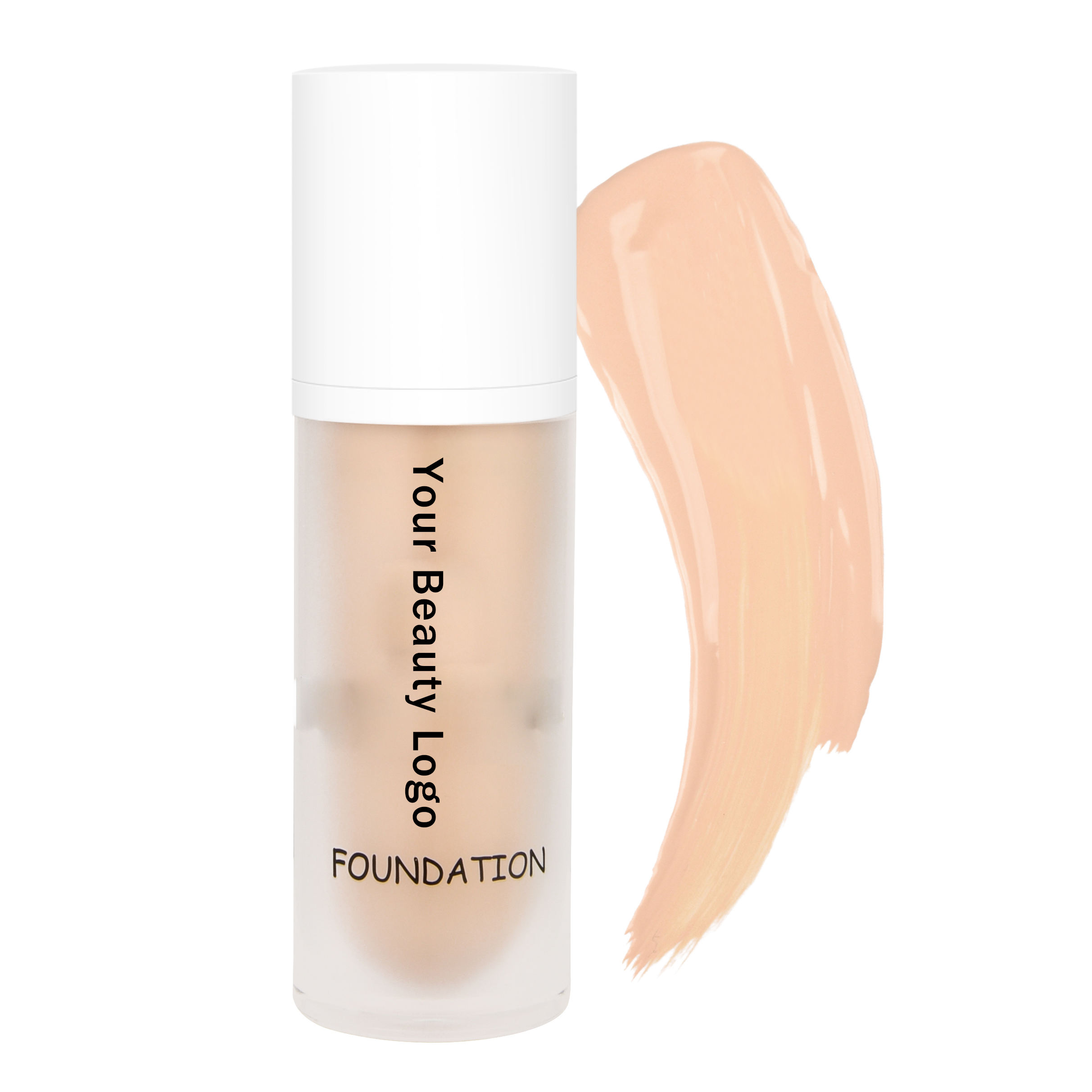 2020 Newly launched private label makeup liquid foundation