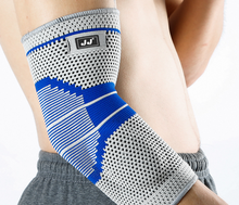 Exclusive design silica gel sports knee/Elbow/palm/waist/Ankle support series