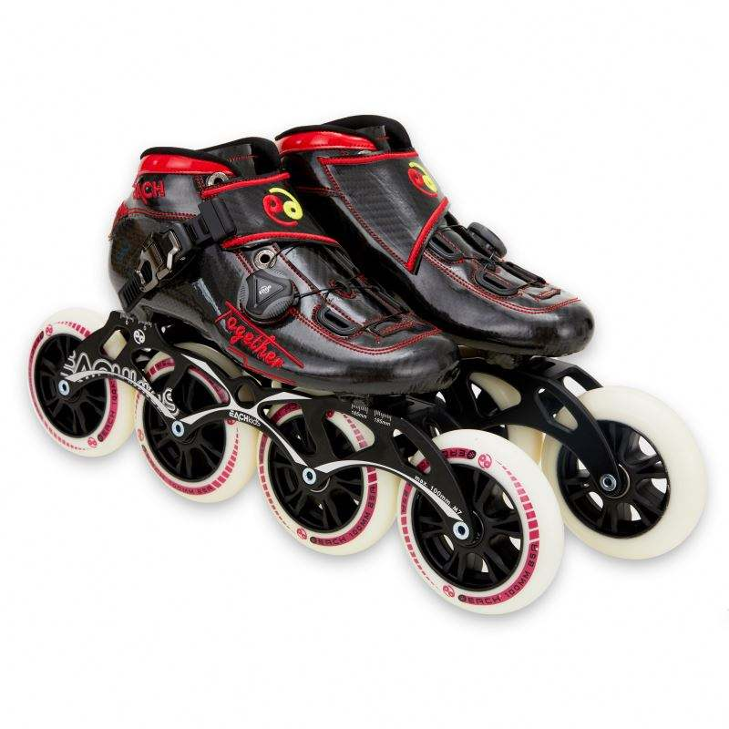 Good Supplier Wheels Roller Speed Inline Skate Shoes Roller Skates Shoes