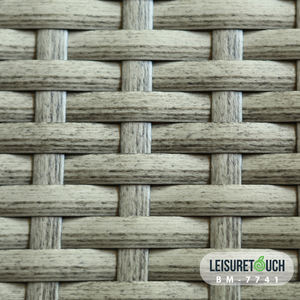 Indonesia Outdoor Furniture Used Artificial Weaving PE Rattan Raw Material