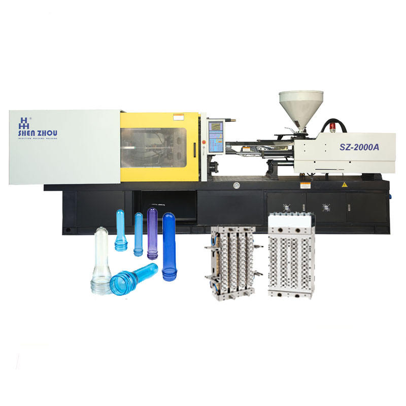 Mineral Water Plastic Bottle Injection Molding Making Machine