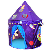 Wholesales Castle Play Tent For Kids Playhouse For Children To Play Indoor Outdoor Play House