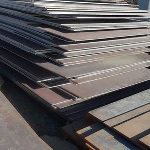 Hot Selling Steel Plate Iron Sheet Metal Hot Rolled Mild Carbon Steel Plate