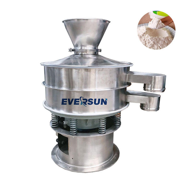 EVERSUN 2-500 maille riz broyeur à vibrations séparateur machine
