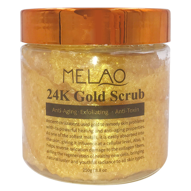 Private Label 24k Gold Peeling Bleaching Anti Falten Körper Peeling Peeling Bad <span class=keywords><strong>Salz</strong></span>