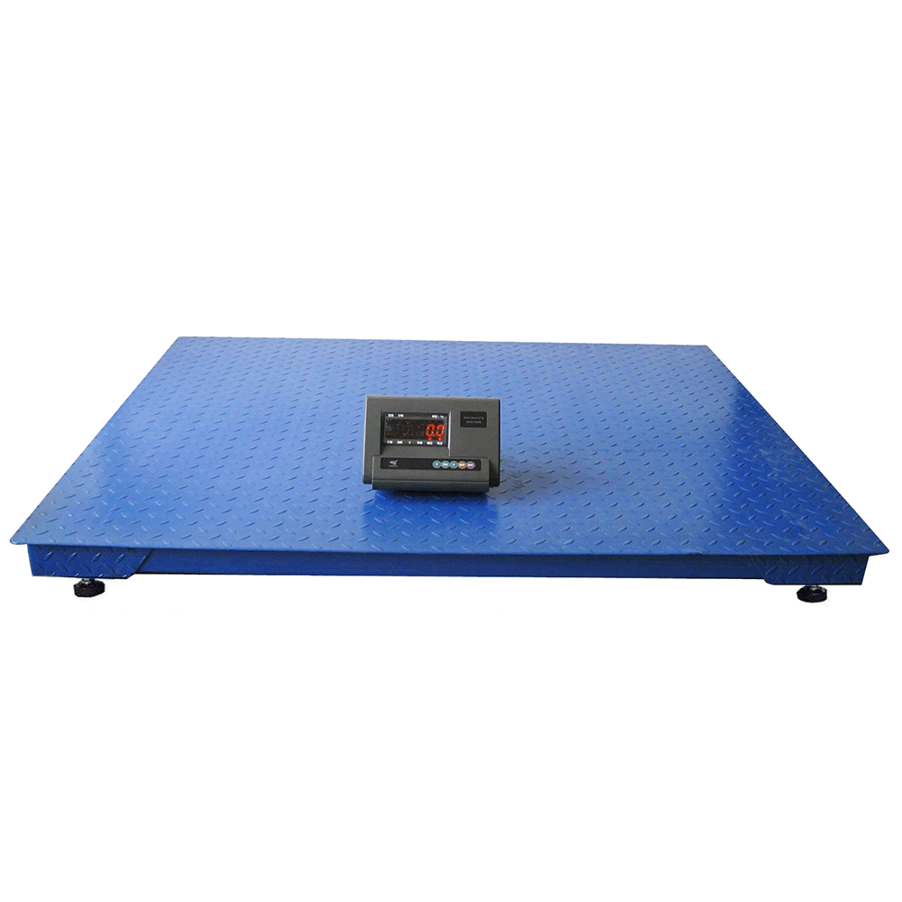 Digital Electronic Weighing Floor Scales 1000 kg