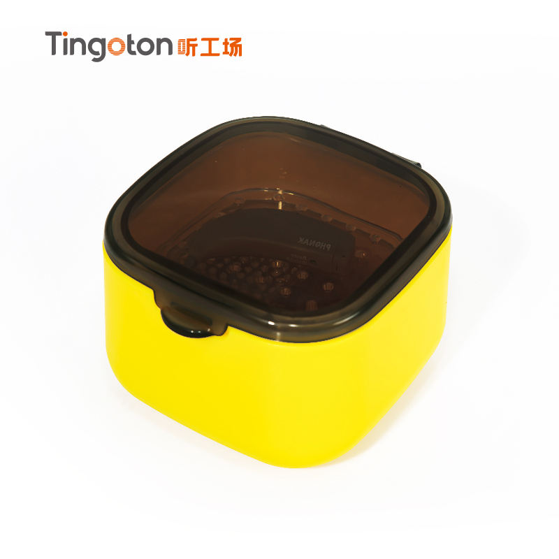 China Tingoton Plastic Dehumidifier Jar drying hearing aids with cheap price