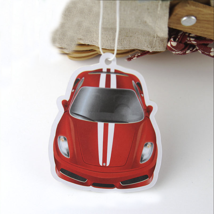 Wholesale Cheap Custom Various Air Freshener Hanging,Cartoon Air Freshener,Car Air Freshener Customised