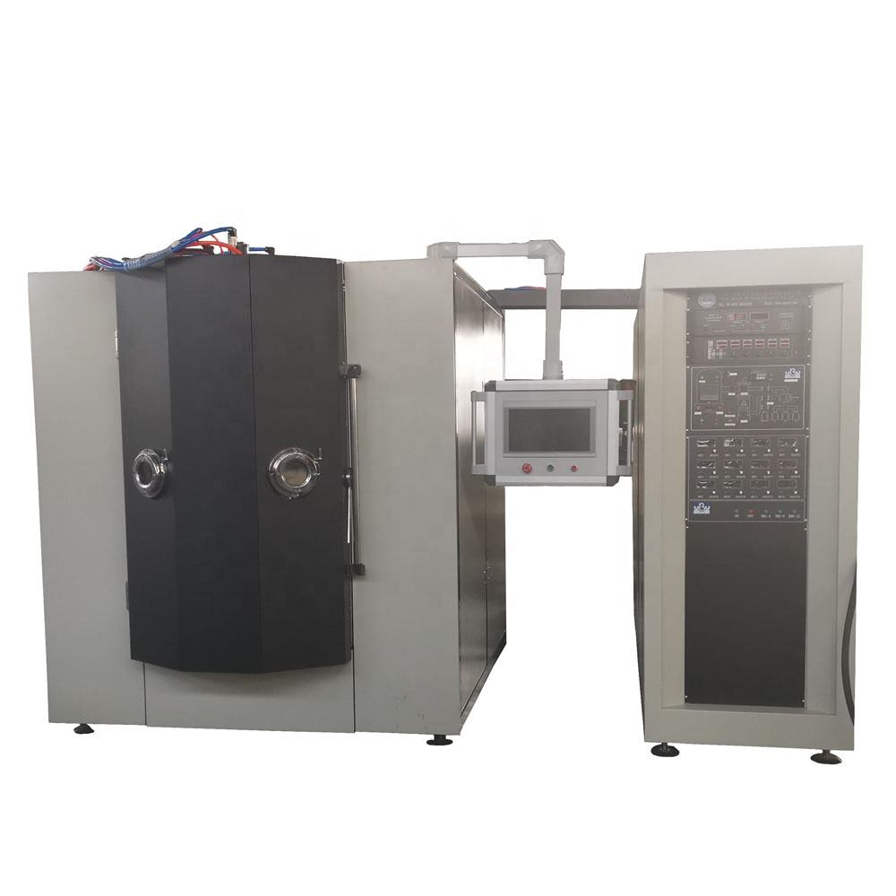 Chrome spuitmachine/PVD coating systeem/goud en zilver coating apparatuur