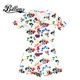 Fashion Cartoon Pattern Powerpuff Girls Onesie Summer Women Sets 2020 Animal Pyjamas Women Nightwear For Women